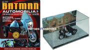 DC Batman Automobilia Collection #77 Original Batcycle Batman Classic TV Show Eaglemoss